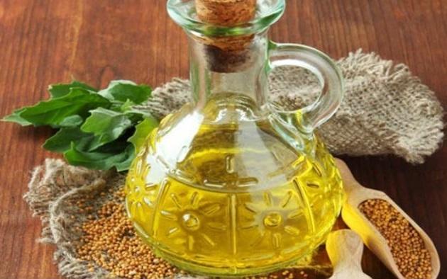 Mustard Oil for Sore Gums